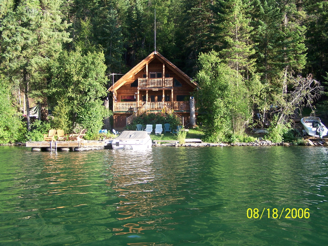Pictures of marigold resort on beautiful loon lake bc for Lakes in bc with cabins