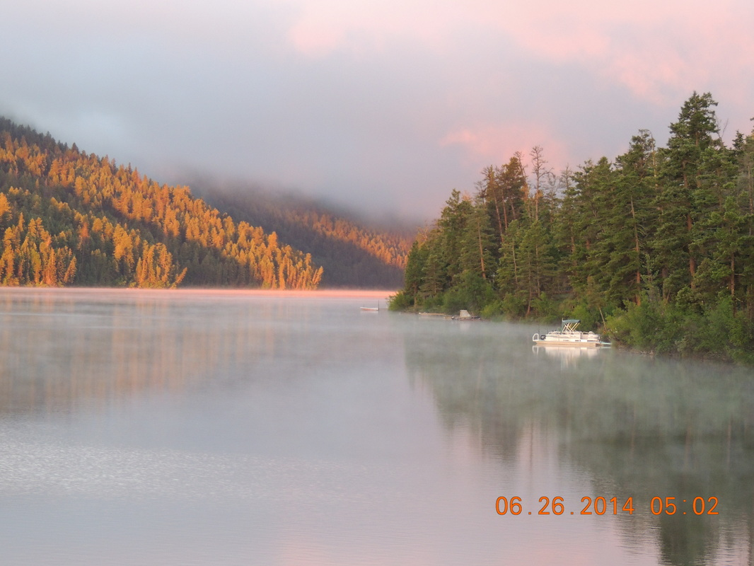 Rv For Sale Canada >> Pictures of Marigold Resort on Beautiful Loon Lake BC ...