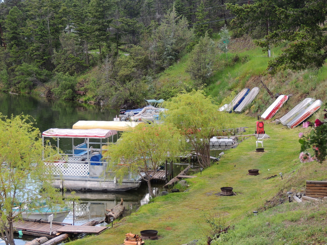 Spring special up to 25 off at marigold resort loon for Lakes in bc with cabins